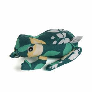Green Frog Pincushion