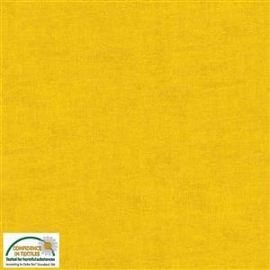 Stof Melange in Mustard Yellow Fabric 0.5m