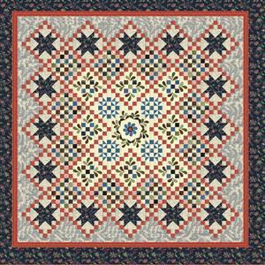 "Moda Elinore's Endeavor 1830-1910 Quilt Kit (64"" x 64"
