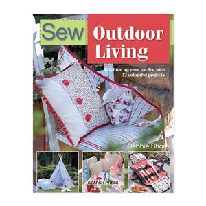 Sew Outdoor Living Book by Debbie Shore