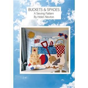 Helen Newton's Bucket & Spade Cushion Instructions