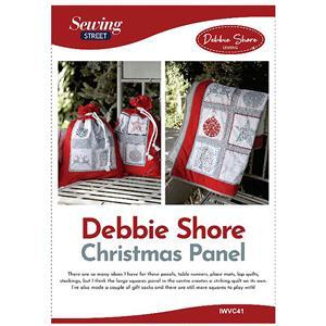 Debbie Shore's Christmas Panel Instructions