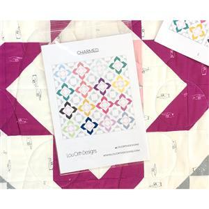 Charmed Quilt Pattern by Lou Orth