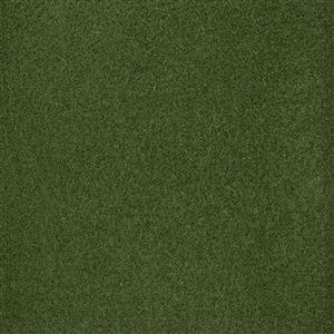 Green Boiled Wool Fabric 0.5m