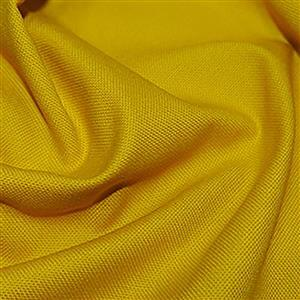 Ochre Cotton Canvas Fabric 0.5m