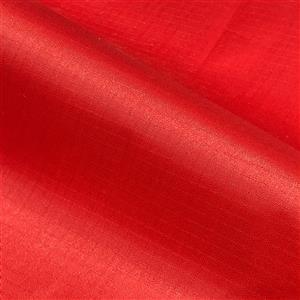 Ripstop Polyester Multi-Purpose Red Fabric 0.5m