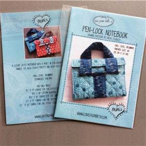 Love from Beth Penlock Notebook Pattern