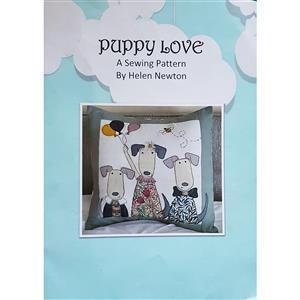 Helen Newton's Puppy Love Cushion Instructions