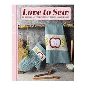 Love to Sew Home Accessories Book
