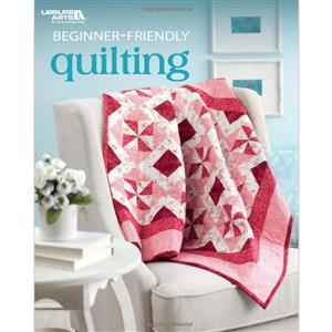 Beginner-Friendly Quilting Book by Linda Causee
