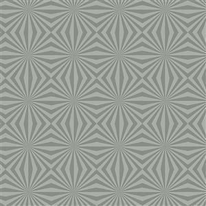 Libs Elliot Stealth Illusions on Green Fabric 0.5m