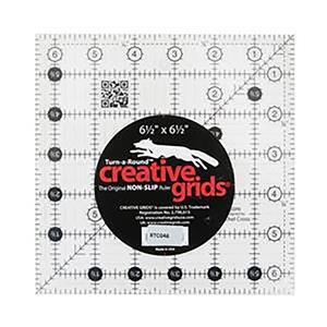 "Early Bird Special - Creative Grids® Non-Slip Square 16.5cm x 16.5cm (6½""x6½""). Save £2"