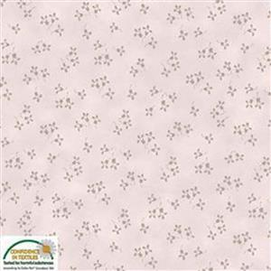 Quilters Coordinates Stone Flowers Pre-cut Fabric 2.5m