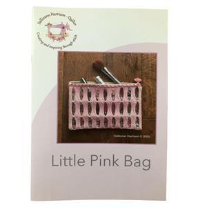 Sallieann Quilts Make-Up Bag Instructions