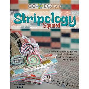 Stripology Squared Book by Erla Gudrun