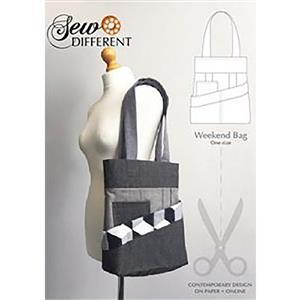 Weekend Bag Pattern by Sew Different