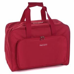 Hobby Gift Red Sewing Machine Bag