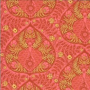 Moda Kasada Ikat Pink Fabric 0.5m