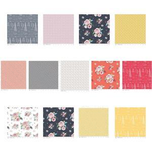 Riley Blake Idyllic Fabric Bundle (6m)