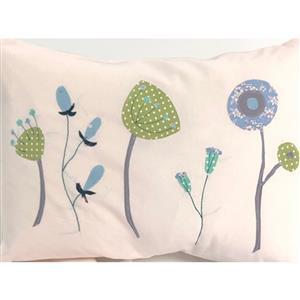 Katharine Wrights Natural Seed Heads Appliqué Cushion Kits