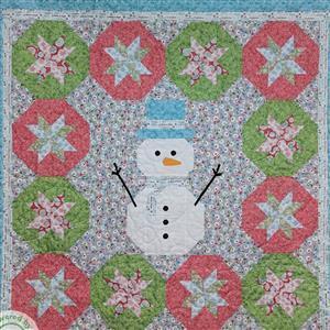 Frosty Wonderland Quilt Pattern