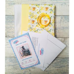 Living in Loveliness Sewn with Scraps Issue 1: Pretty Presents, Honey Bee