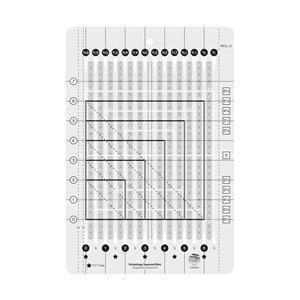 Creative Grids® Non-Slip Stripology Mini Quilt Ruler