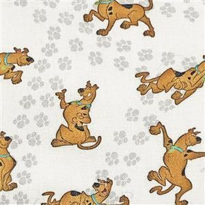 Scooby Doo Fabric 0.5m