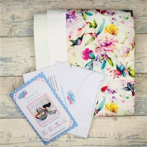Fabulously Fast Fat Quarter Fun Issue 4 Sew Outdoors - Floral