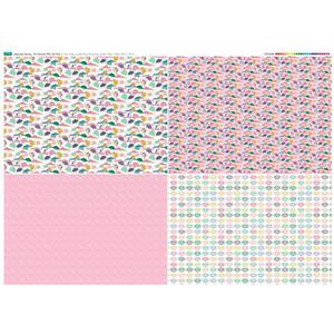 Japanese Spring Fat Quarter 1 Fabric Panel 140x107cm