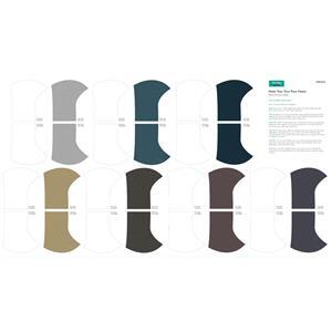 Make your Own Face Masks Fabric Panel - Neutral (140cm x 79cm)