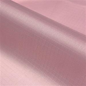 Ripstop Polyester Multi-Purpose Pale Pink Fabric 0.5m