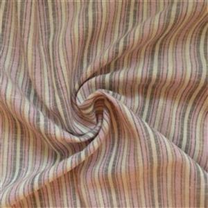 Rose Stripe Turlough Shirt Fabric Bundle (3m)