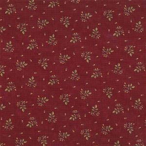 Moda Prairie Dreams in Red Seed Fabric 0.5m