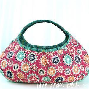 Love from Beth Gondola Basket Sewing Pattern