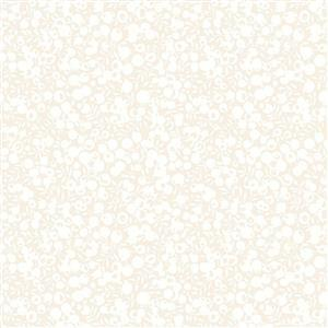 Liberty Wiltshire Shadow Collection Oyster Fabric 0.5m