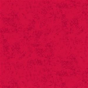 Shadows in Dark Red Fabric 0.5m