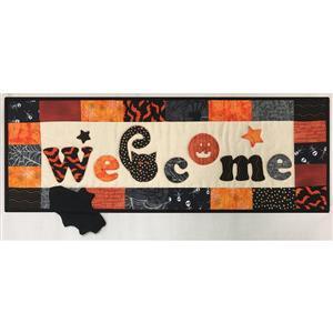 Welcome Sign Halloween Kit