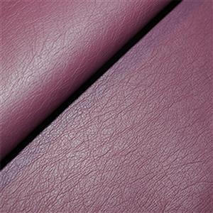 Wine 50% Viscose 50% PU Leathercloth Fabric 0.5m