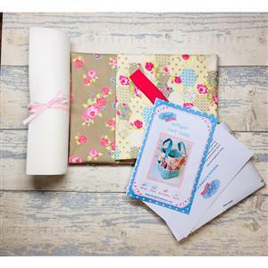 Living in Loveliness -  Hexies Craft Caddy Kit