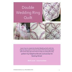 Delphine Brooks' Double Wedding Ring Quilt Instructions