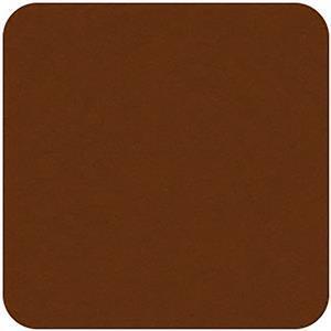 """Felt Square in Ginger 22.8x22.8cm (9x9"""")"""
