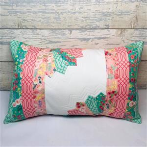Living in Loveliness Katey Cushion Riley Blake Option 1 Kit