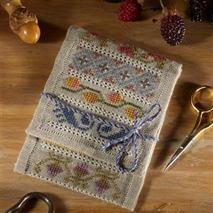 The Cross Stitch Guild Folded Borders Pocket