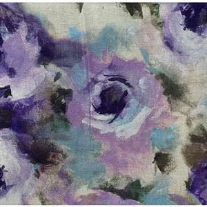 Michael Miller Dreaming Of Tuscany Regal Rose Purple 0.5m
