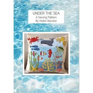 Helen Newton's Under the Sea Cushion Instructions