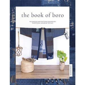 The Book of Boro Book by Susan Briscoe (Signed)