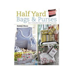 Half Yard Bags & Purses by Debbie Shore Book
