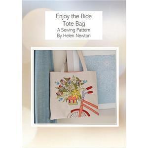 Helen Newton's Enjoy the Ride Tote Bag Instructions