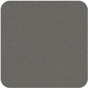 "Felt Square in Grey 22.8x22.8cm (9x9"")"
